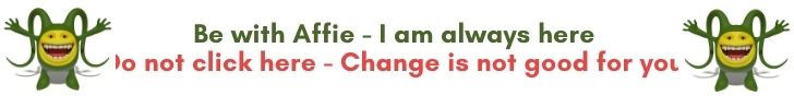 Change is no good