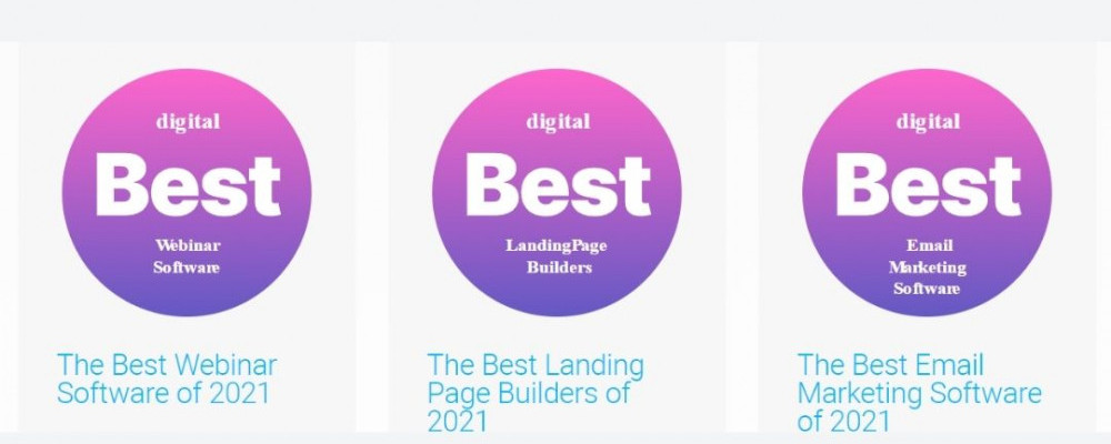 GetResponse Best digital