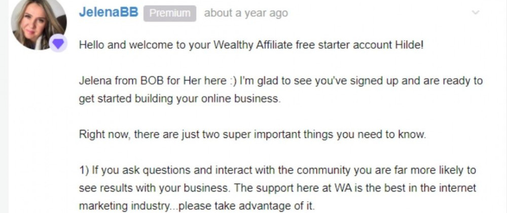 Change your life with Wealthy Affiliate