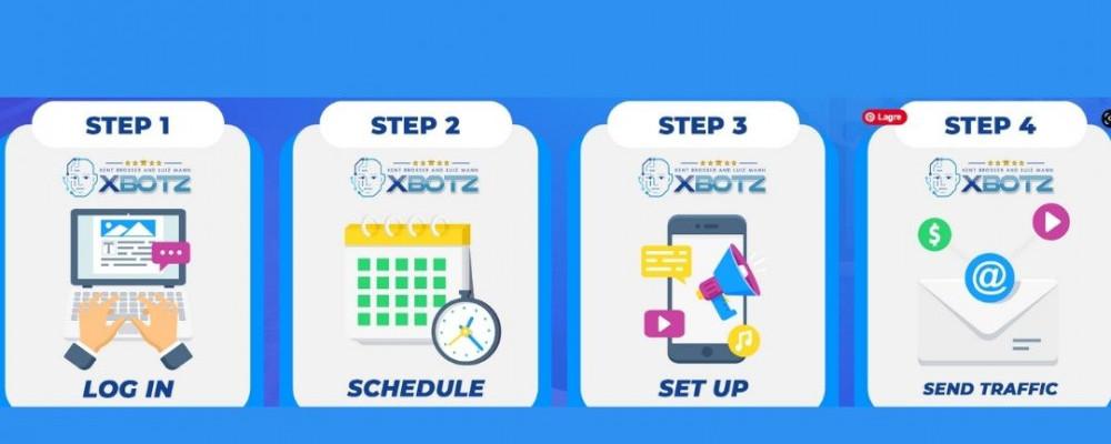 xbots 4 steps