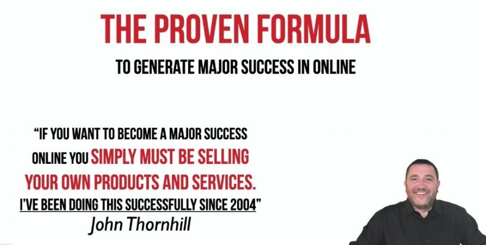 John Thornhill - The proven Formula
