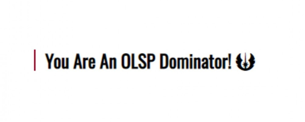 OLSP system