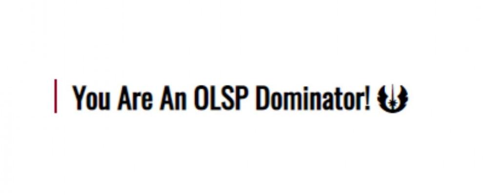 OLSP Dominator