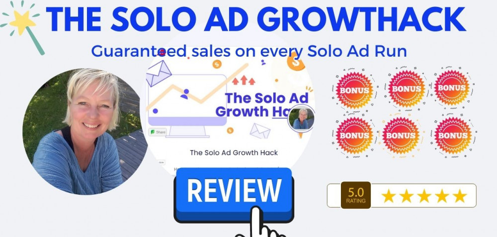 Solo Ad Growth Hack