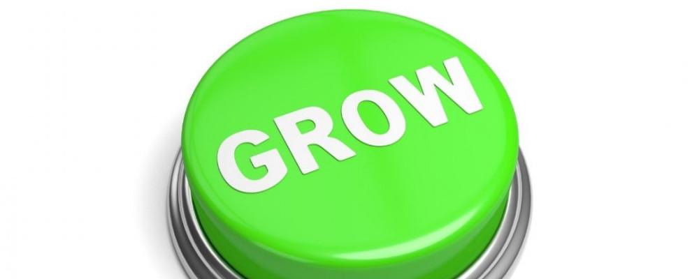 Grow button