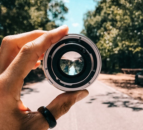 focus, camera lens