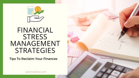 Financial Stress Management Strategies: Tips To Reclaim Your Finances
