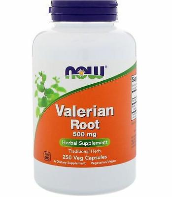 Valerian root for stress