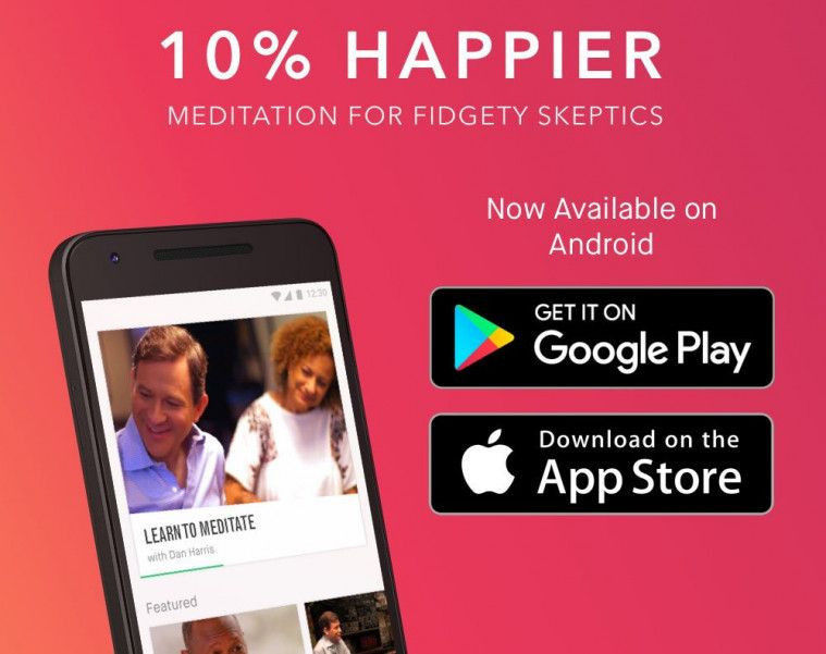 10% Happier - Meditation App