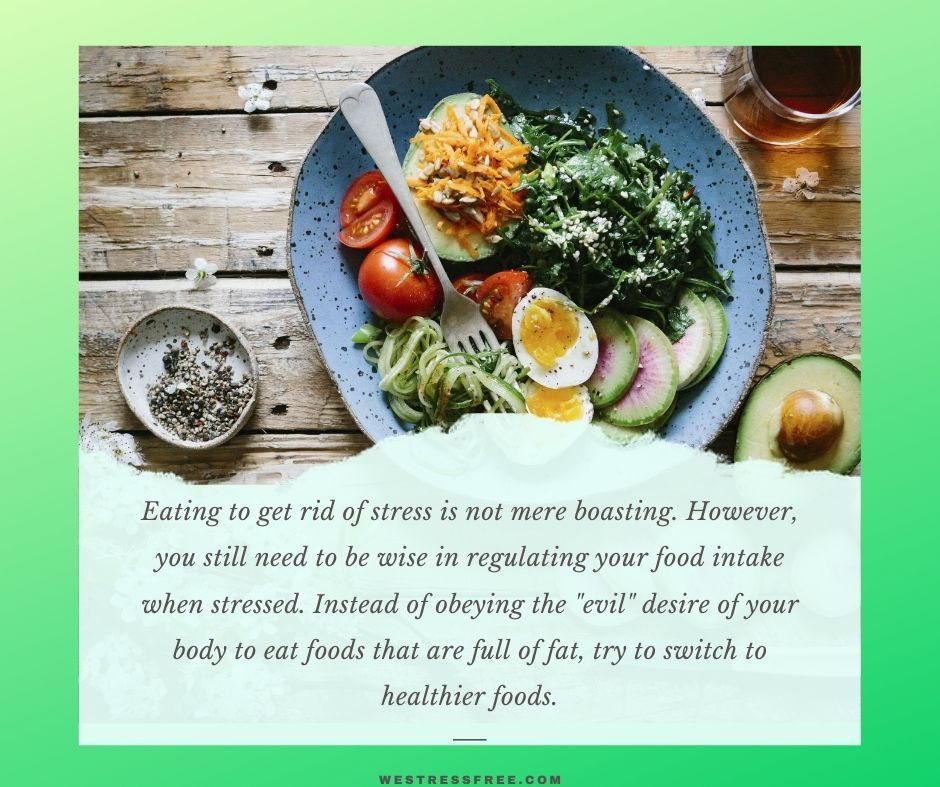 Eating healthy quote