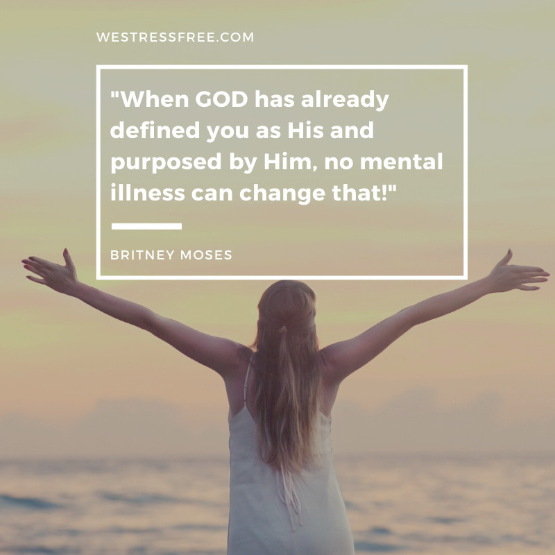 Britney Moses quote about Mental Illness