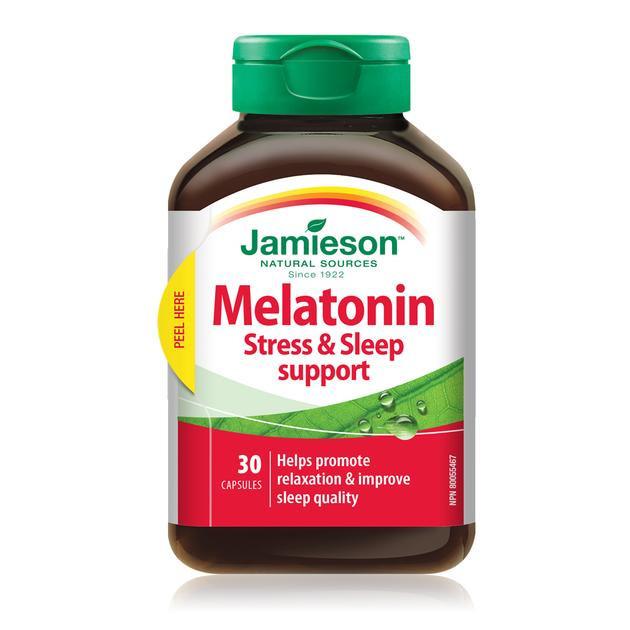 melatonin for stress