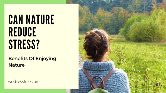 Can nature reduce stress? Benefits Of Enjoying Nature