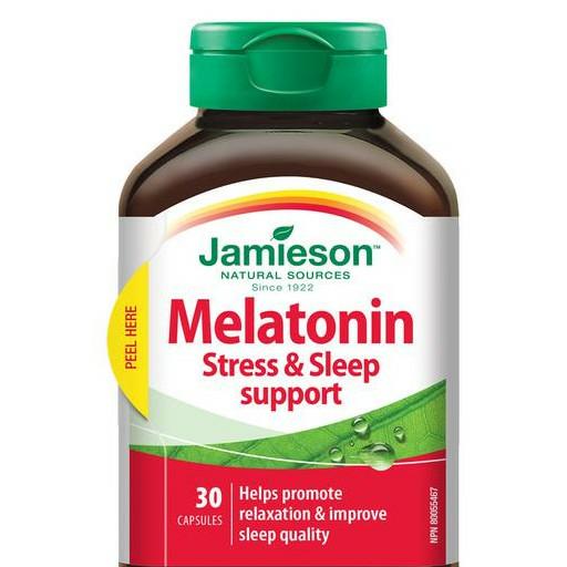 Melatonin for sleep deprivation or insomnia