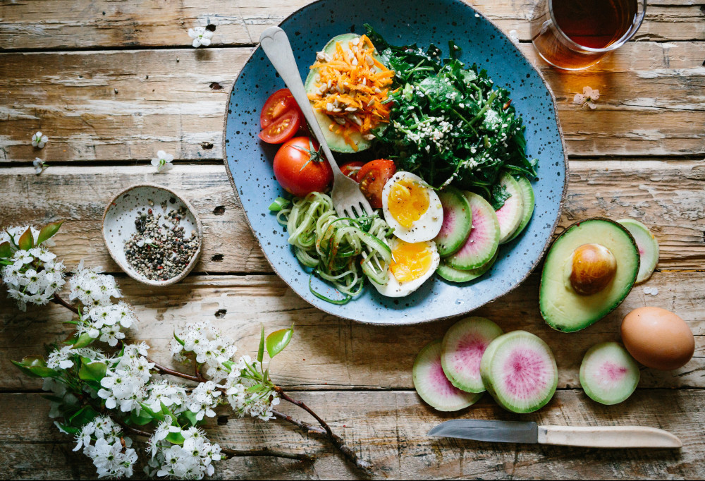 Healthy food to fight depression