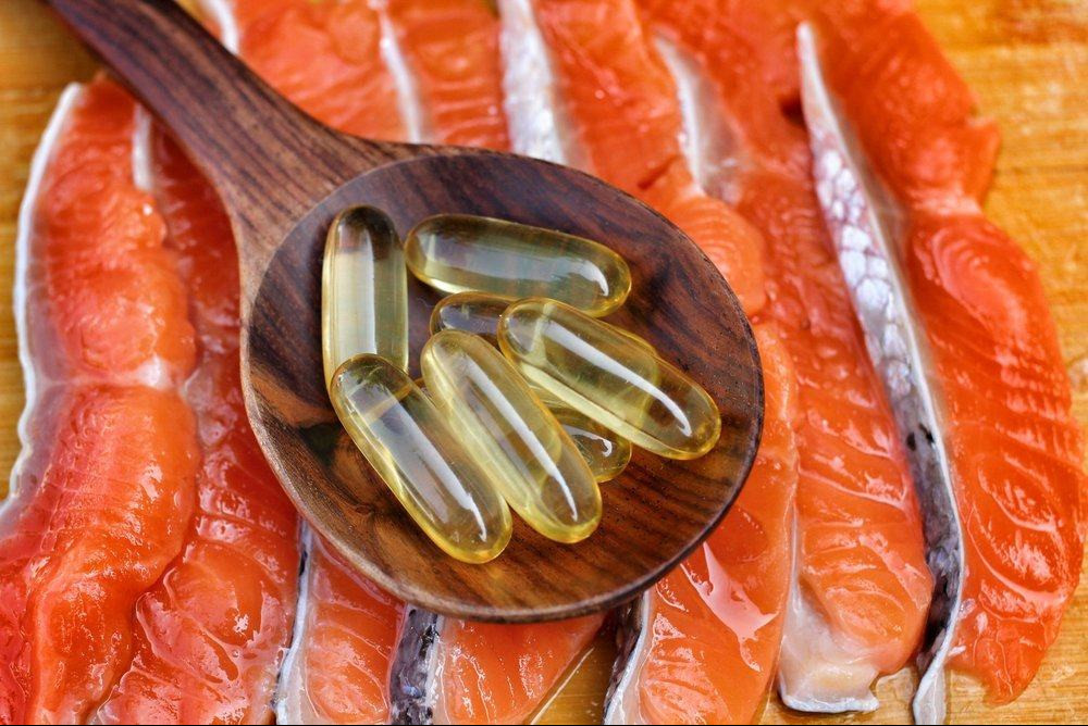 Fish oil can help with schizophrenia