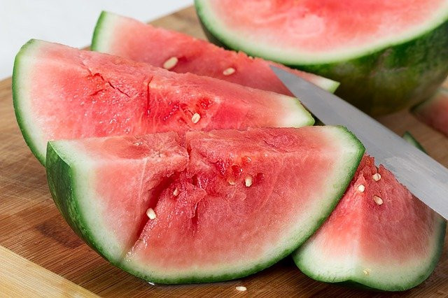 the best fruits for weight loss-melon