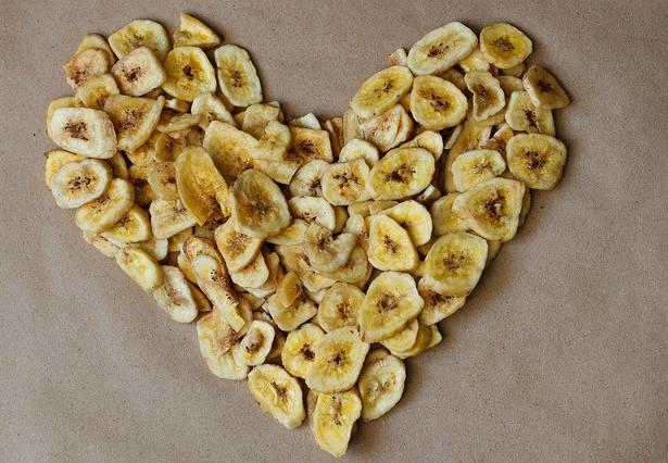 Calories in Banana - heart