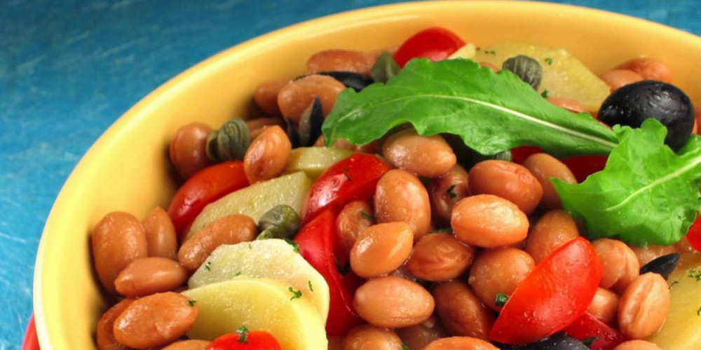 Easy Mediterranean Diet Recipes - salad