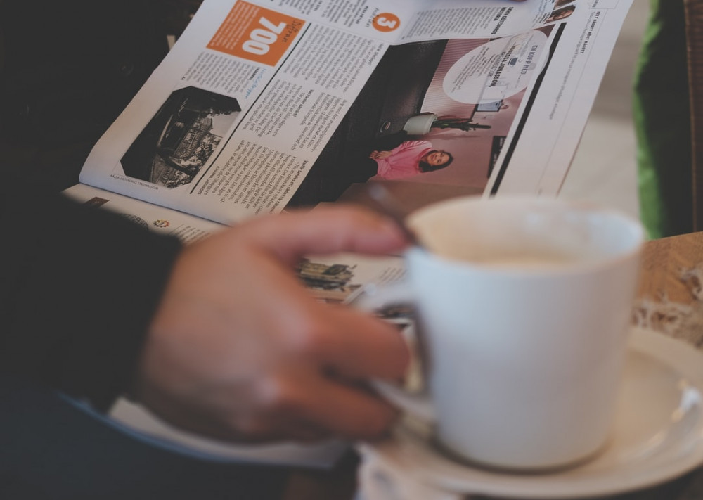 Does Caffeine Affect Body - morning coffee