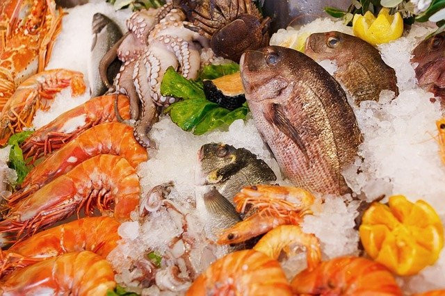What is a metabolism booster - seafood