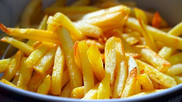 What foods to avoid to lose weight - fries