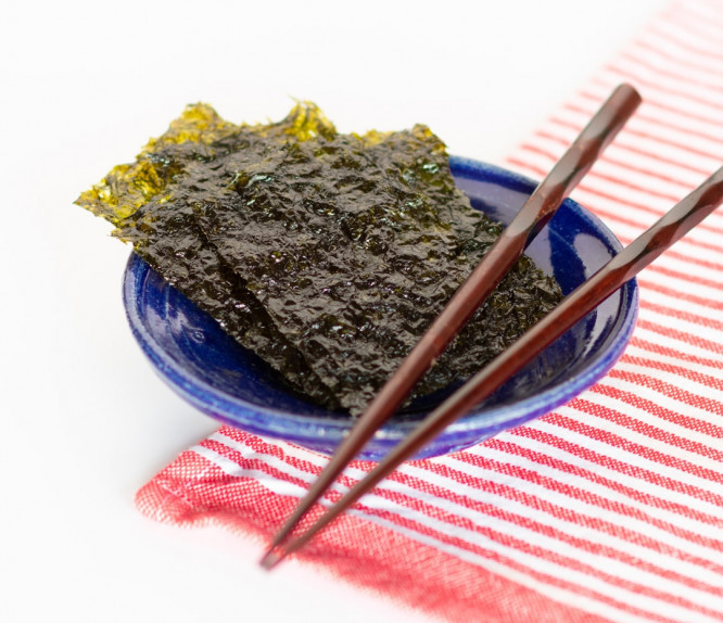 What is a metabolism booster - seaweed