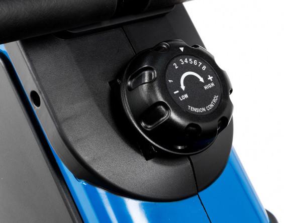 Full Motion Magnetic Rowing Machine - settings