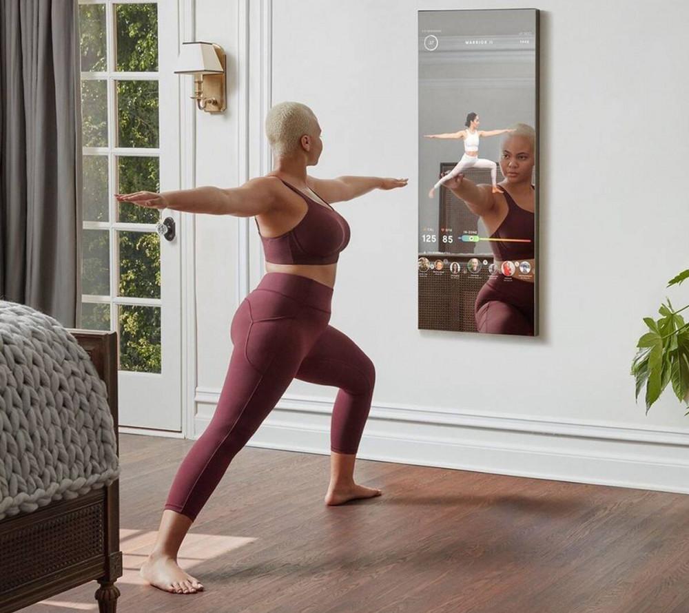 The Exercise Mirror - 'The Mirror'