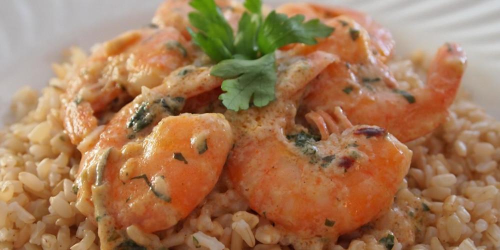 Easy Mediterranean Diet Recipes - shrimps