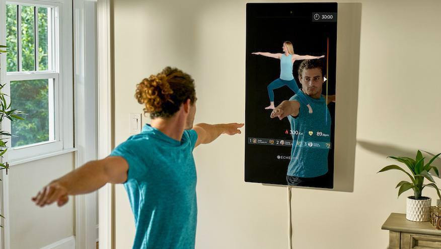 The Exercise Mirror - Echelon Reflect Touch