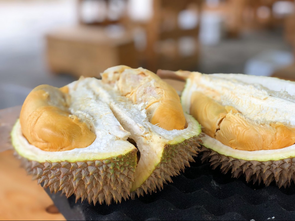 the best fruits for weight loss-durian