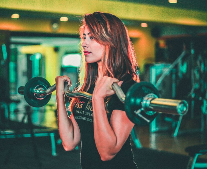 Type 2 Diabetes And Exercise - weights