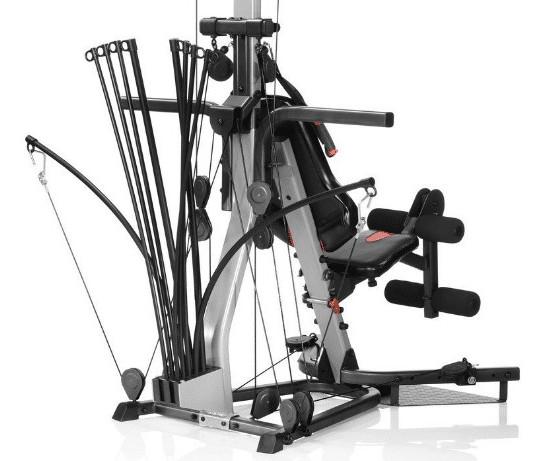 Bowflex Home Gym Series - specs