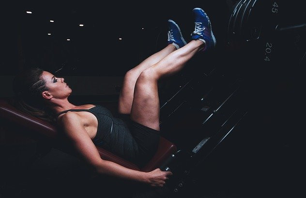 Workout To Build Leg Muscles - leg press