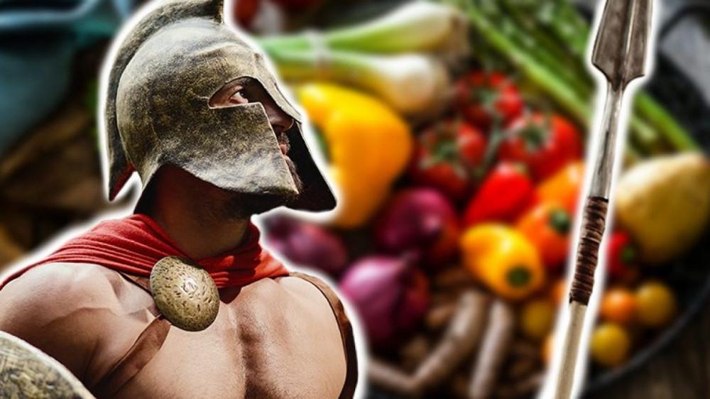 What is plant based food - gladiator food