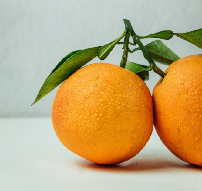 the best fruits for weight loss-orange
