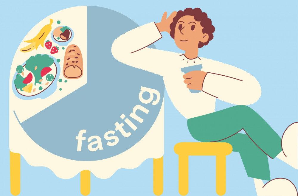 What is the Intermittent Fasting Diet - methods