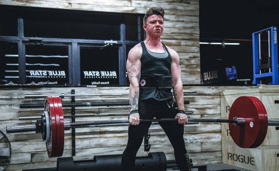 Workout To Build Leg Muscles - deadlift