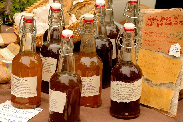 What is a metabolism booster - apple cider vinegar