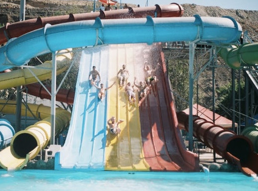 Funny Comedy Movies - THE WAY WAY BACK Water Park