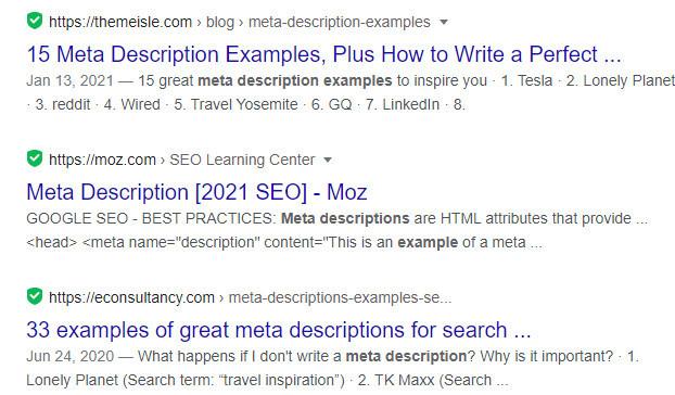 Meta-Description-Examples