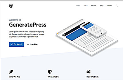 GeneratePress-Theme-Review