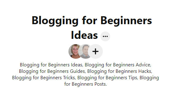 blogging-for-beginners-group-board
