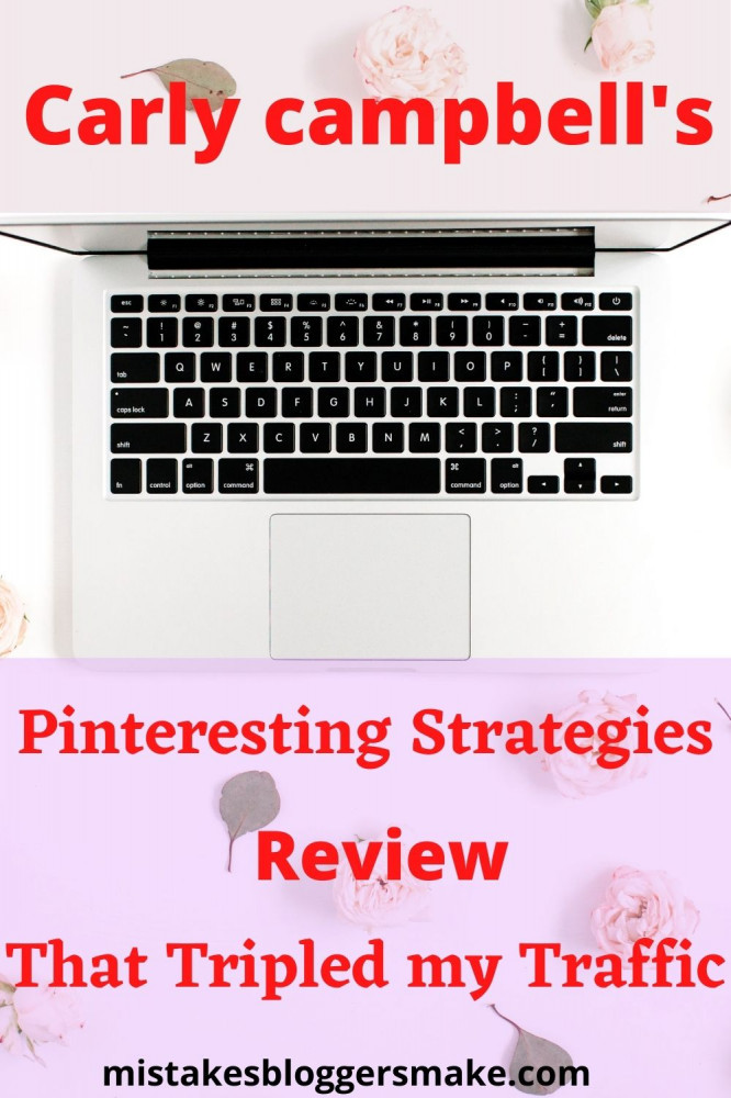 Carly Campbell's Pinteresting Strategies Review