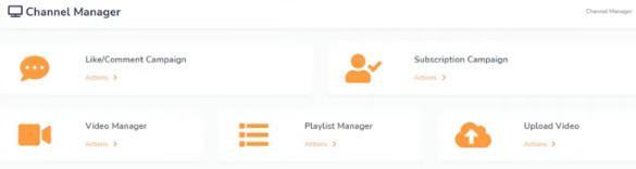 ViralMark Review - YouTube-Interface