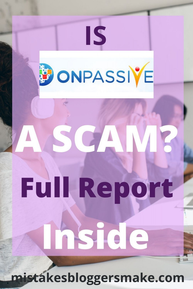 is-onpassive-a-scam