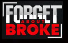 forget about broke logo