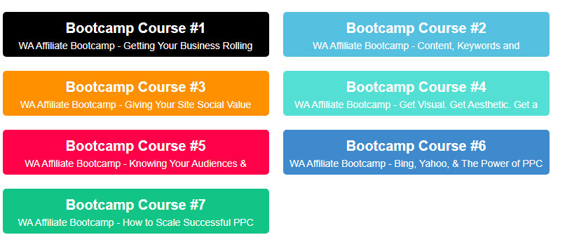 Bootcamp-Training-for-Wealthy-Affiliate
