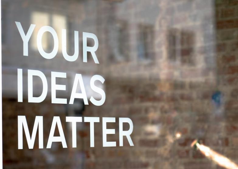 Your-Ideas-Matter